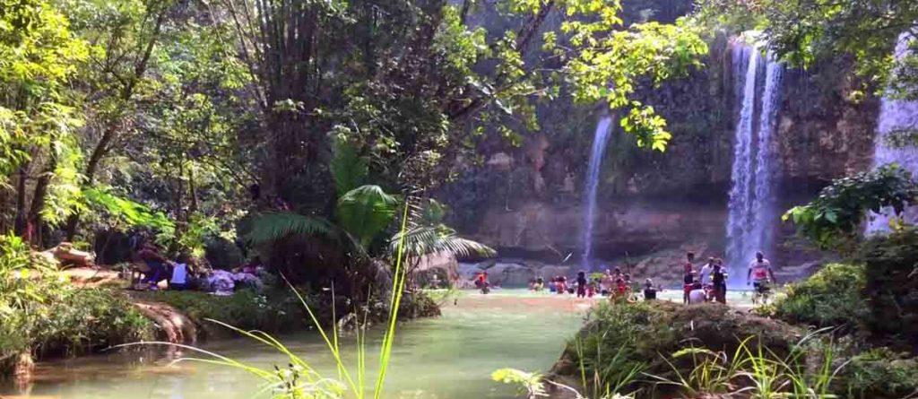 balneario salto alto bayaguana