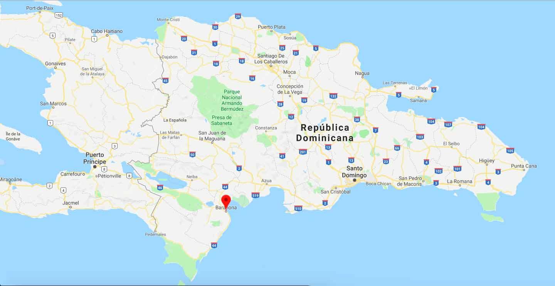 barahona-republica-dominicana-mapa