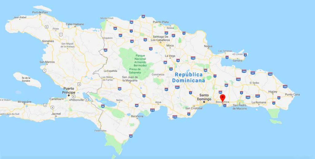 bocachica-republicadominicana-mapa
