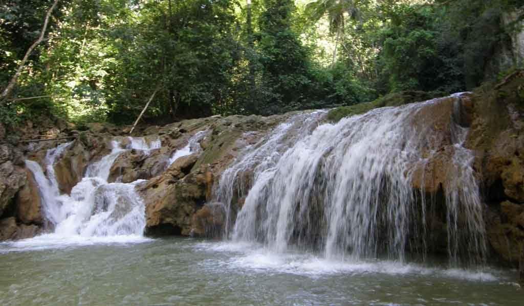 cascada Lulu Republica Dominicana