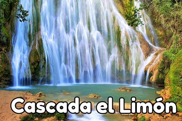 cascada el limon republica dominicana