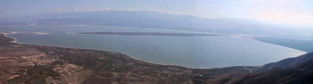 lago enriquillo republica dominicana
