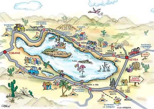 lago enriquillo turismo