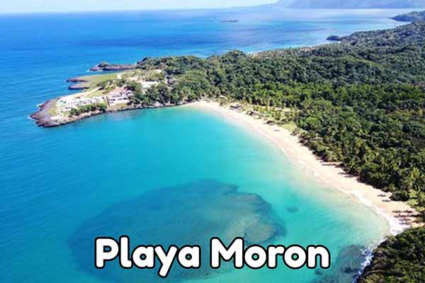 playa moron republica dominicana