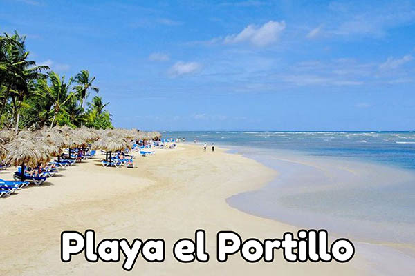 playa el portillo las terrenas